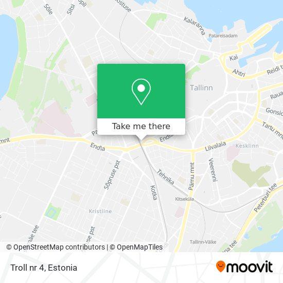 Troll nr 4 map