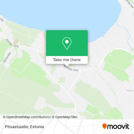 Pitsastuudio map