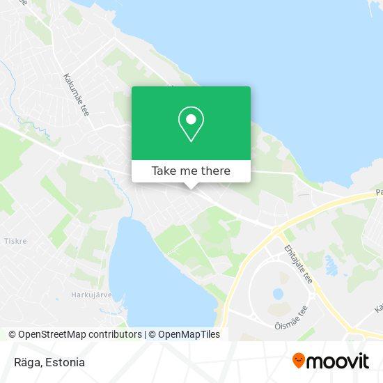Räga map