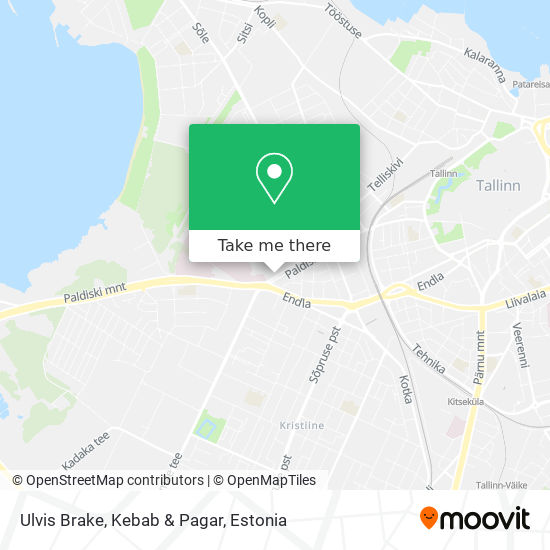 Ulvis Brake, Kebab & Pagar map