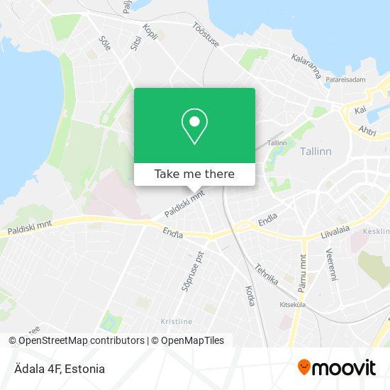 Ädala 4F map
