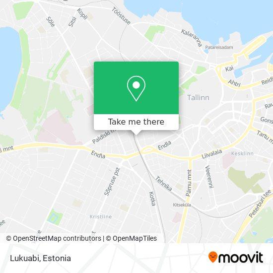 Lukuabi map