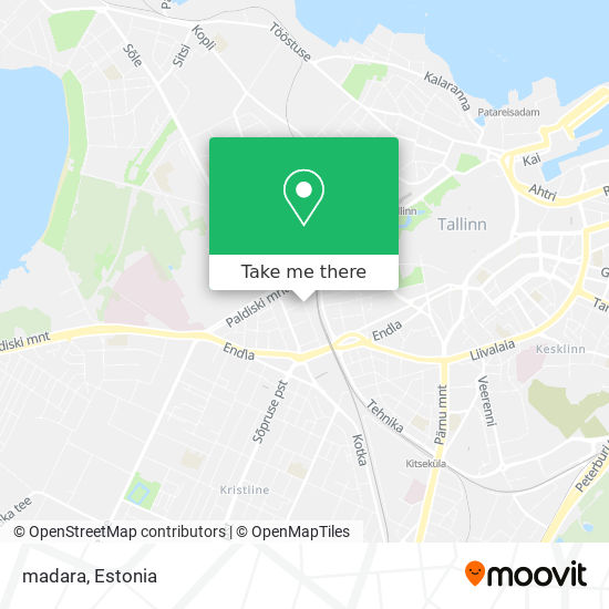 madara map