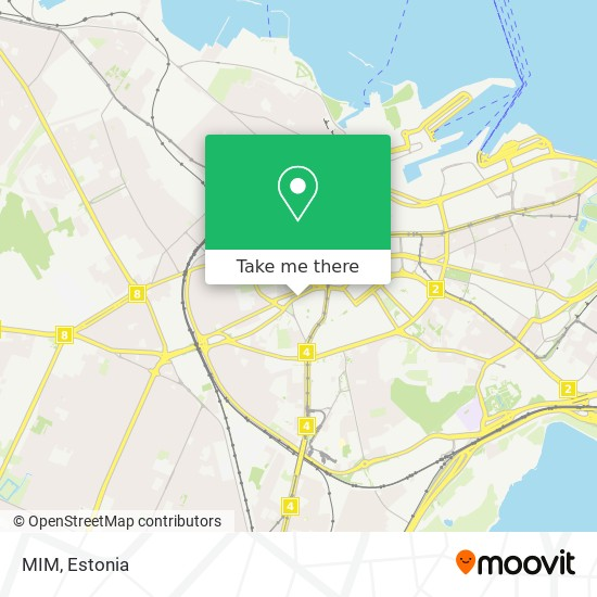 MIM map