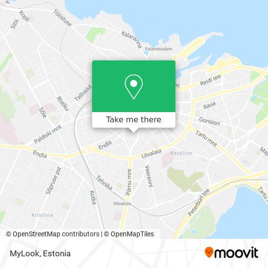 MyLook map