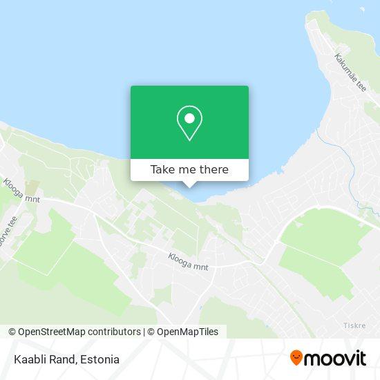 Kaabli Rand map