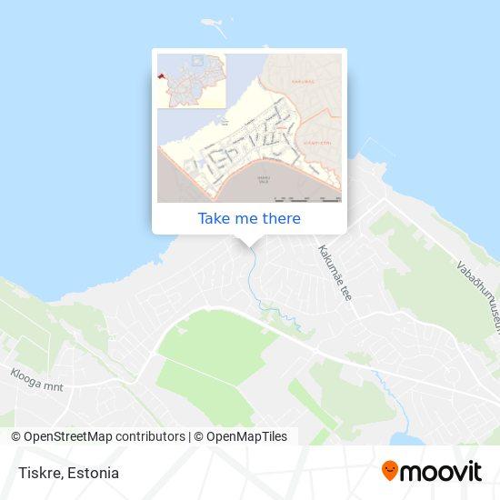 Tiskre map