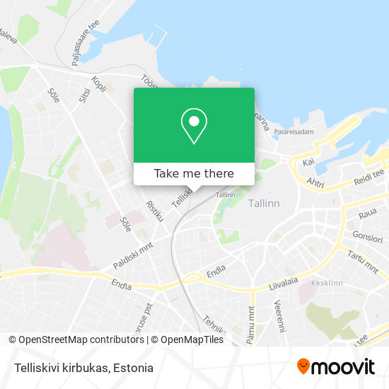 Telliskivi kirbukas map
