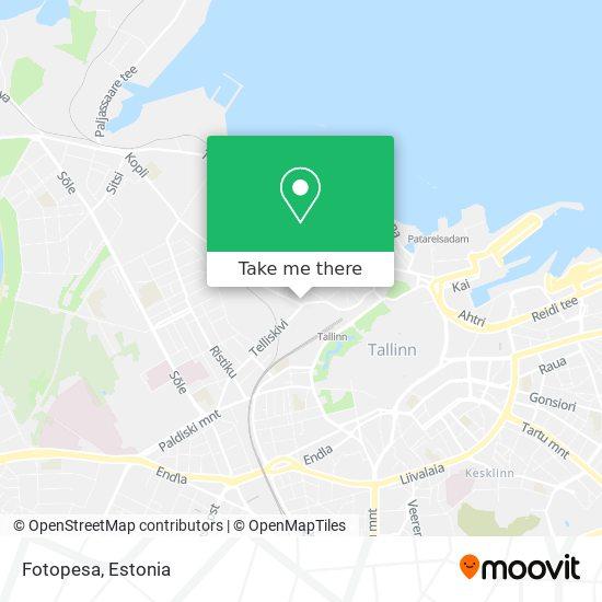 Fotopesa map