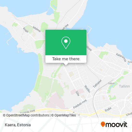 Kaera map