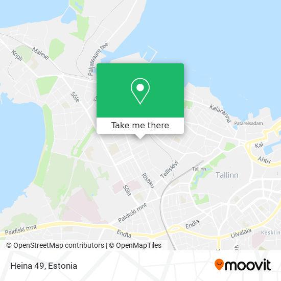 Heina 49 map