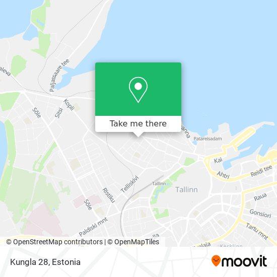Kungla 28 map