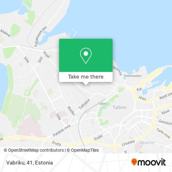 Vabriku, 41 map