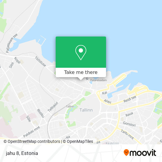 jahu 8 map