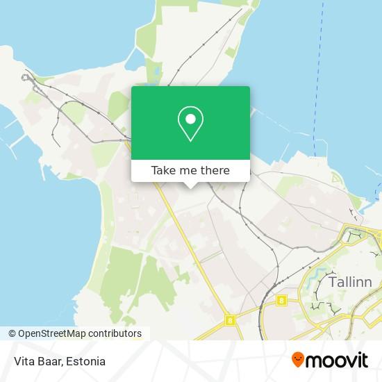 Vita Baar map