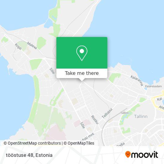 tööstuse 48 map