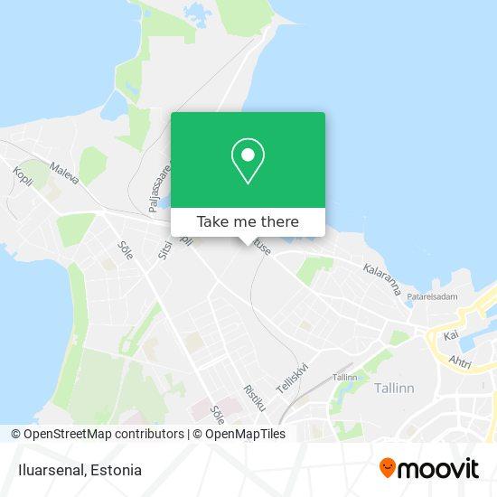 Iluarsenal map