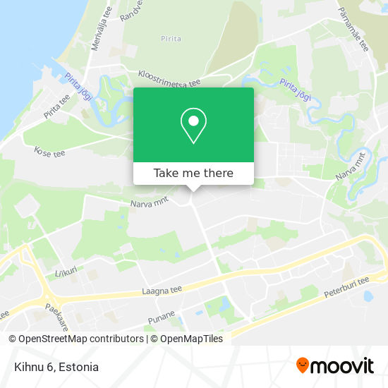 Kihnu 6 map