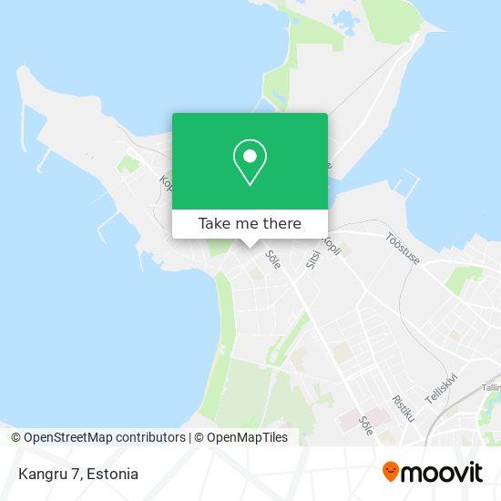 Kangru 7 map