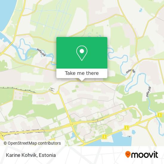 Karine Kohvik map