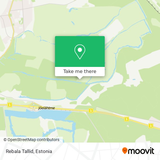 Rebala Tallid map
