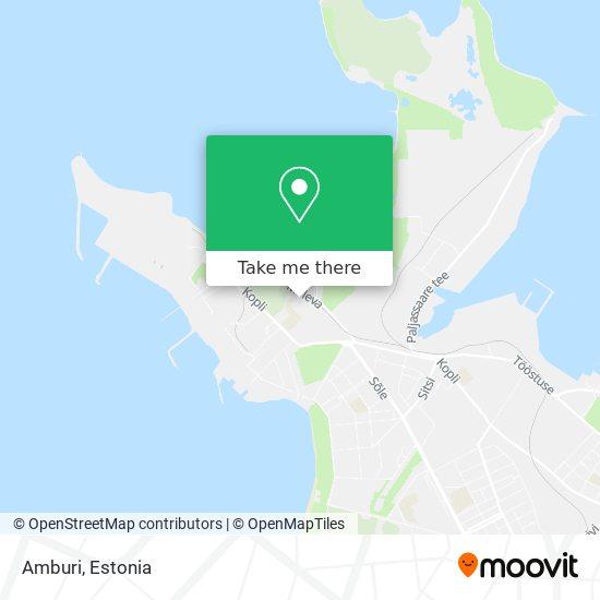 Amburi map