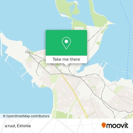a:ruut map