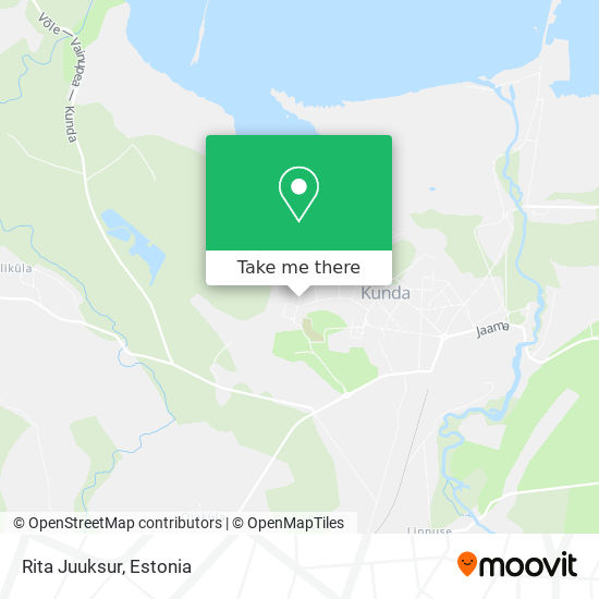 Rita Juuksur map