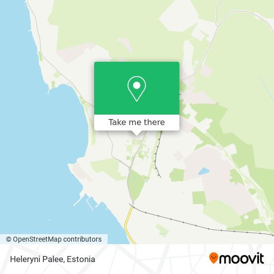 Heleryni Palee map