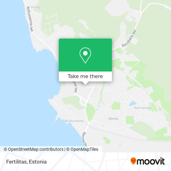 Fertilitas map