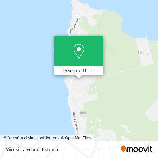 Viimsi Talveaed map