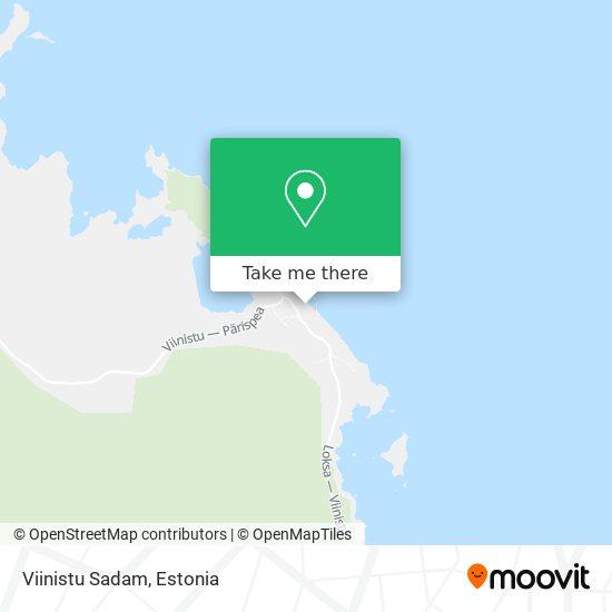 Viinistu Sadam map