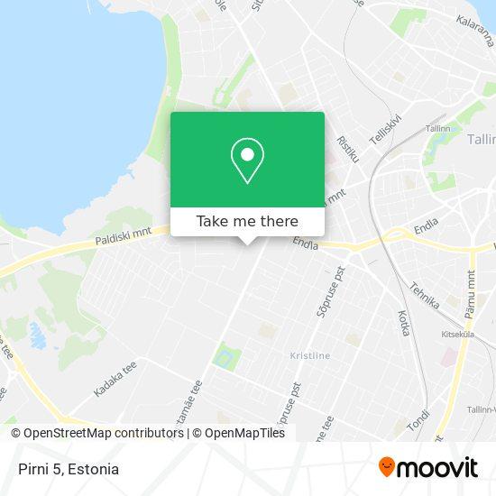 Pirni 5 map
