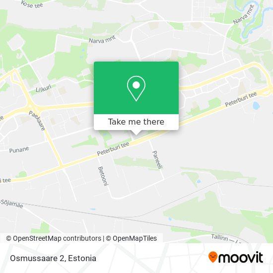 Osmussaare 2 map