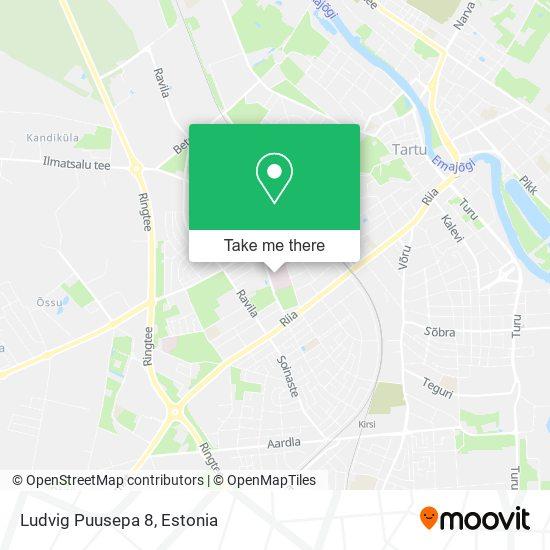 Ludvig Puusepa 8 map