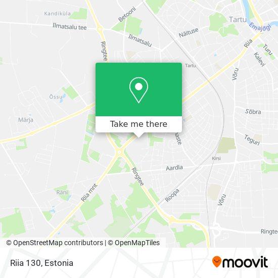 Riia 130 map