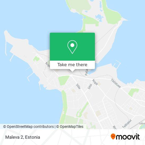 Maleva 2 map