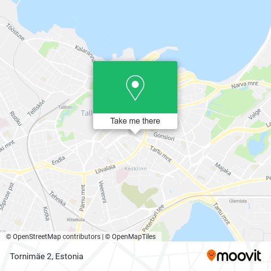 Tornimäe 2 map
