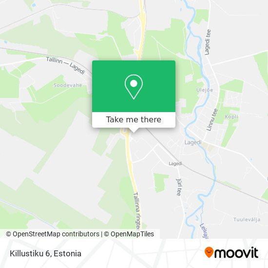 Killustiku 6 map