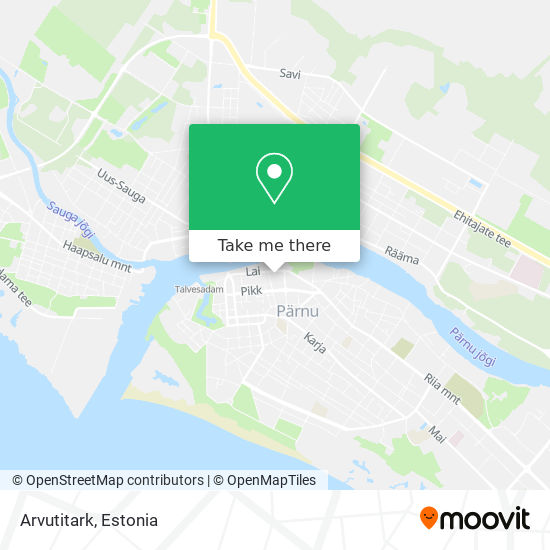 Arvutitark map