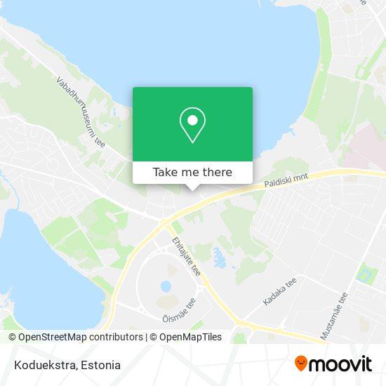 Koduekstra map