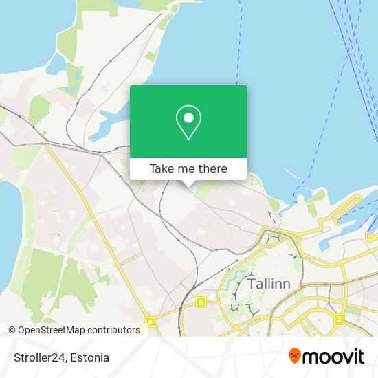 Stroller24 map