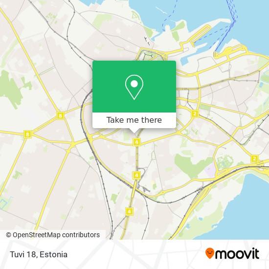 Tuvi 18 map