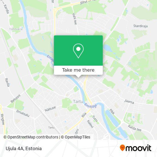 Ujula 4A map