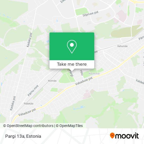 Pargi 13a map