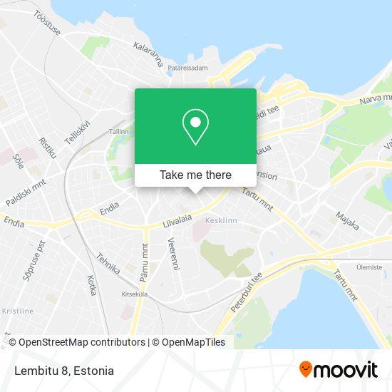 Lembitu 8 map