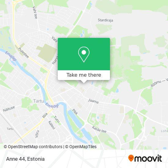 Anne 44 map
