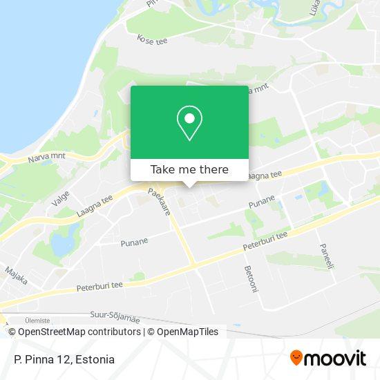 P. Pinna 12 map