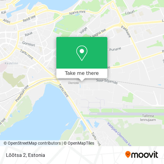 Lõõtsa 2 map
