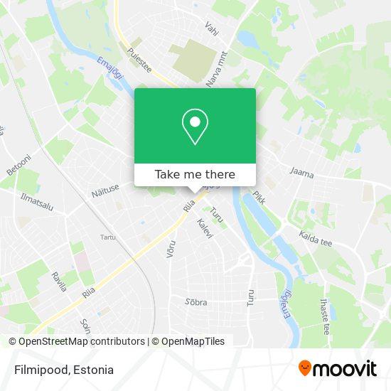 Filmipood map